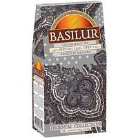 Черный чай Basilur Персидский Граф Грей картон 100 г