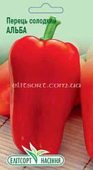 Семена перец сладкий Альба 0,2г ЭлитСорт