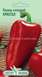 Семена перец сладкий Кристалл 0,2г ЭлитСорт