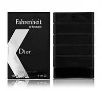 "Christian Dior ""Fahrenheit X-Black"" 100ml Мужская парфюмерия"