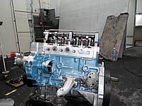 Ремонт головки блока цилиндров дизельного двигателя