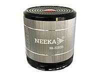Портативна колонка Fm-радіо NEEKA 2080A  сірий