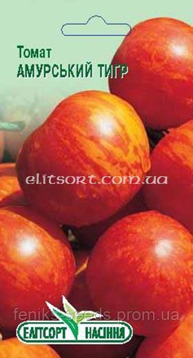 Семена томат Амурский Тигр 0,1г ТМ ЭлитСорт