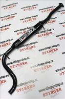 """Резонатор 1.6 L """"Stinger"""", СТИНГЕР, ВАЗ 2110, ВАЗ 2111, ВАЗ 2112"""