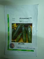 Семена огурца Атлантис F1 100 сем (Бейо / Bejo/ АГРОПАК+) — пчелоопыляемый, ранний гибрид (42-45 дней)