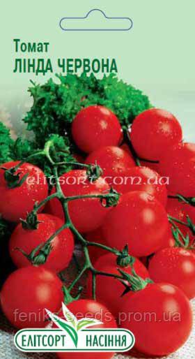 Семена томат Линда красная 0,1г ТМ ЭлитСорт