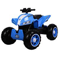 Детский квадроцикл M 3607 EL-4, 4 мотора, синий ***