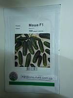 Семена огурца Маша F1 (Seminis, АГРОПАК+), 100 семян — ультраранний гибрид (40-45 дней), партенокарпик