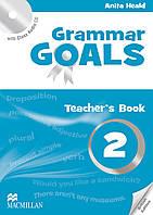 Grammar Goals Level 2. Teacher's Book (+ CD-ROM)