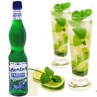 Сироп  классический  FABBRI  Menta  (м'ята) -  560 ml.