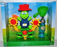 Игрушка для купания ЧЕРЕПАШКА с мыльными пузырями, фото 1
