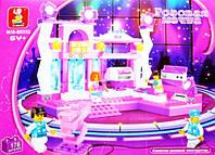 Конструктор М38 В0252 Маленькая принцесса 176 деталей