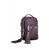 Компактный и удобный рюкзак на каждый день original scotty wine кожа  Jizuz
