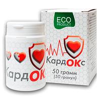 Жевательные таблетки КардОКс для сердца и сосудов (гранулы пчелиной огневки)