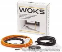 WOKS-17 двухжильный кабель в комплекте 135 Вт