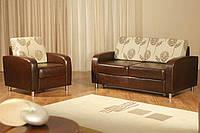 Диван и кресло, мягкая мебель для дома, мягкая мебель для гостинной по ценам производителя в Киеве