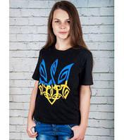 Футболка с украинской символикой Артикул 44.0415