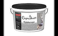 Modelliermasse - для тонкослойной шпатлевки и структурных покрытий, 25 кг