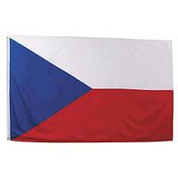Флаг Чешской Республики 90х150см MFH 35103J