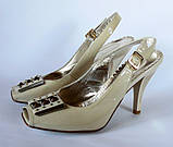 Босоножки на каблуке Vina Vestina, фото 2