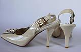 Босоножки на каблуке Vina Vestina, фото 3