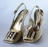 Босоножки на каблуке Vina Vestina, фото 4