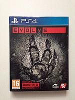 Видео игра Evolve (PS4)
