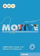 Motive A1–B1 Arbeitsbuch mit MP3-CD Lektion 1-30