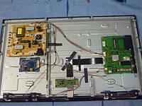 Платы от LED TV Panasonic TX-LR32B6 поблочно, в комплекте (разбита матрица)., фото 1