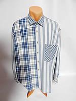 Мужская рубашка с длинным рукавом Cocoa ind. LTD 026ДР р.50