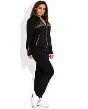 Спортивный костюм двухнитка размеры от XL 2130