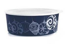 Контейнер Акваконтроль Новогодний 1,5 л Tupperware синий