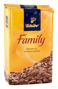 Кофе Tshibo Family молотый 250 г
