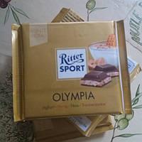 Шоколад Ritter sport /йогурт+мед+фундук+карамель/ Германия /не Польша!/