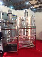 Коптильня на печь-гриль BQВ-3