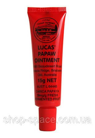 Бальзам для губ Lucas Papaw Ointment, 15 гр