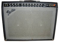 Усилитель Fender Twin Reverb II