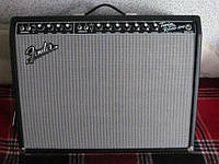 Усилитель Fender Twin Reverb