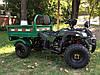 Фото-отчет отгрузки клиенту грузового квадроцикла HAMMER Cargo 200
