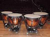 Ludwig Timpani Drums Copper