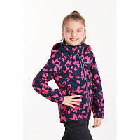 Детская демисезонная куртка на мембране для девочки