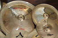 "Zildjian 14"" Oriental China ""Trash"" Cymbal 135"