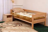 Деревянная кровать для подростка