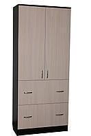 Шкаф закрытый с выездными шухлядами «ОН-13/1» , 600 мм