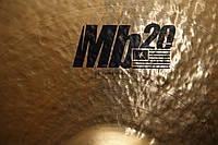 Meinl MB20 pure metal ride 24