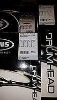 Пластики для барабанов Evans EC2  8.10.12.14.16