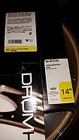 Пластики для барабанов EVANS GENERA HD Snare BATTER