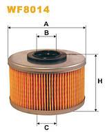 Фильтр топливный RENAULT WF8014/PM815/1 (Производство WIX-Filtron) WF8014