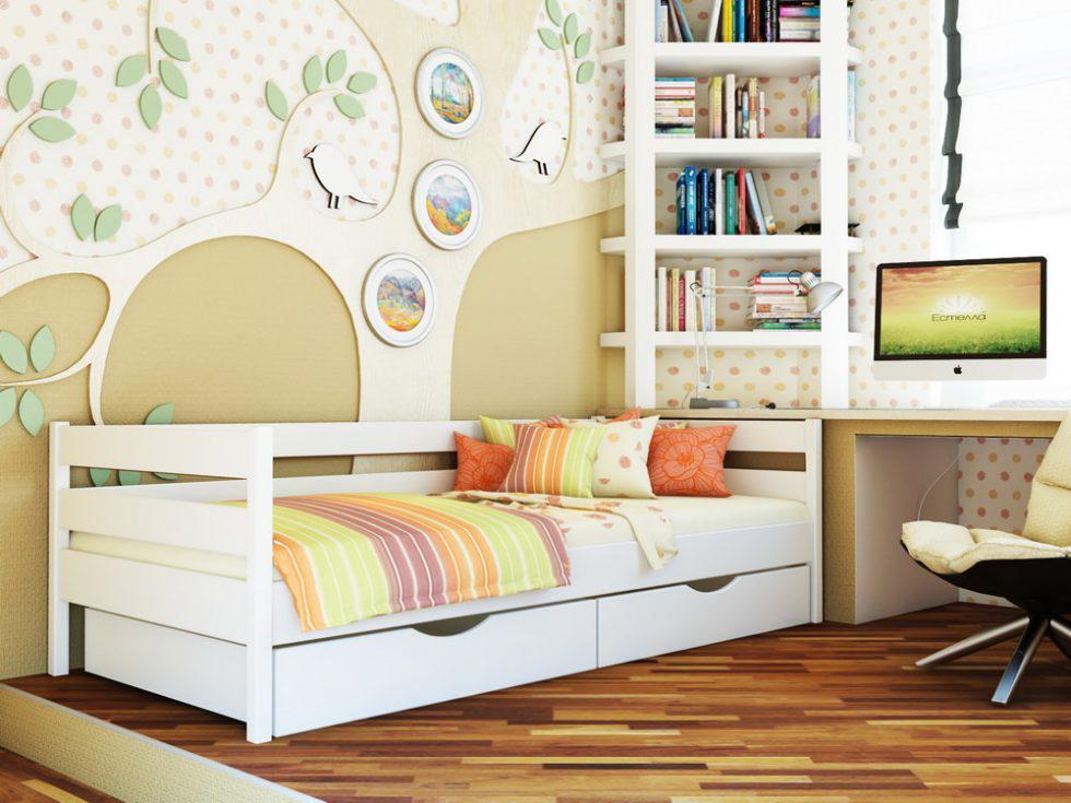 Деревянные детские кроватки от DomRom Company