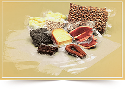 Вакуумний Пакет харчової 80 мкм будь-який розмір
